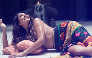 Bold, Bolder: Monica Dogra Posts 2 Topless Pictures In 2 Days
