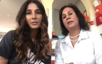 Khatron Ke Khiladi 8's Monica Dogra Shares Her Mom's COVID-19 Survival Story: 'She Felt Like She Went To Death's Door And Returned'-VIDEO