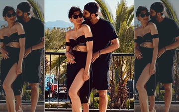 Monica Gill Shares Sneak-Peak Of Romantic Mexican Holiday With Beau Gurshawn Sahota-See Pic