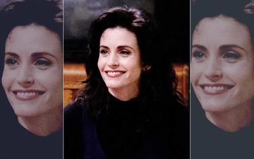 Courtney Cox AKA Monica Geller Is Binge-Watching FRIENDS During Coronavirus Lockdown-WATCH VIDEO