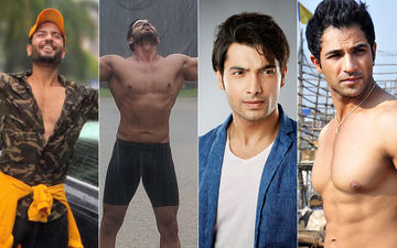 Mumbai Rains: Sharad Malhotra, Mrunal Jain, And Other TV folks are making the most of Monsoons