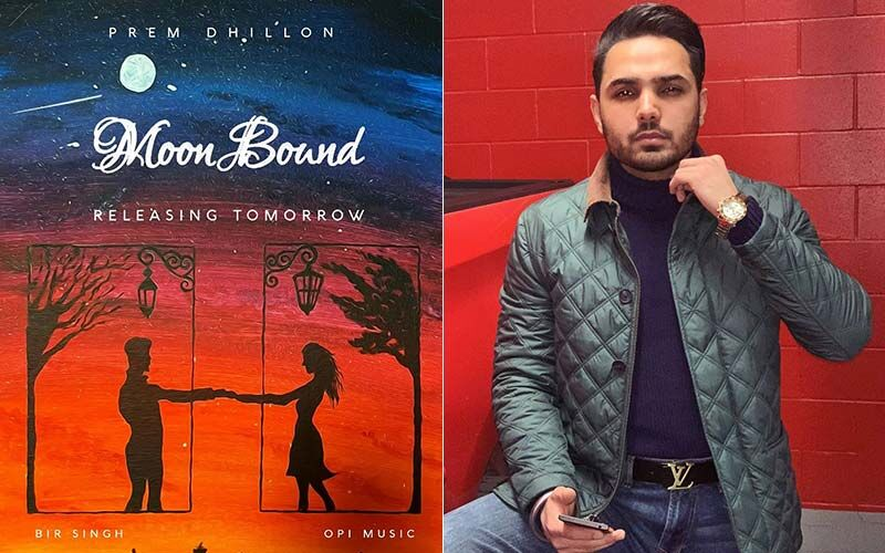 Moon Bound: Prem Dhillon Impresses Fans With His New Soulful Song; Details Inside