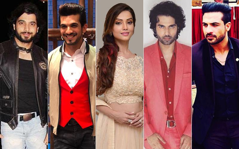 Adaa Khan, Arjun Bijlani, Ssharad Malhotra, Arhaan Behll, Mohammad Nazim Dole Out Health Tips
