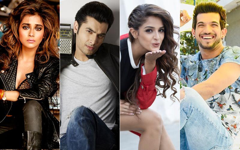 Tinaa Dattaa, Ssharad Malhotra, Asmita Sood, Arjun Bijlani Discuss Their Favourite Reads
