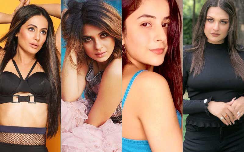 Hina Khan Becomes The Most Desirable Woman On Television 2019; Leaves Jennifer Winget, Shehnaaz Gill, Himanshi Khurana Behind