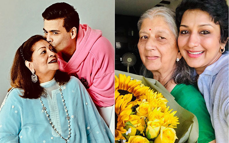 Mother's Day 2019: Aamir Khan, Sonali Bendre, Alia Bhatt, Karan Johar Put Up Love-Filled Posts For Their Moms