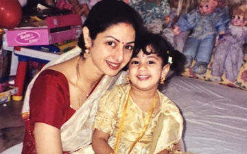 Mother's Day 2019: Janhvi Kapoor Shares A Throwback Picture With Mom Sridevi And Pens A Heartwarming Message