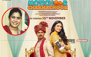 Motichoor Chaknachoor Director Debamitra AGHAST, Cries Out, 'Please Don't See My Film, Producer RUINED It' - EXCLUSIVE