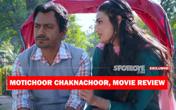 Motichoor Chaknachoor, Movie Review: BHEJA CHAKNACHOOR Would Have Been The Right Title For This Nawazuddin Siddiqui-Athiya Shetty Film