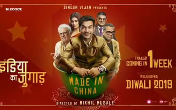 Made In China Motion Poster: Rajkummar Rao And Mouni Roy Starrer Promises To Be A Jugaadu Business Journey