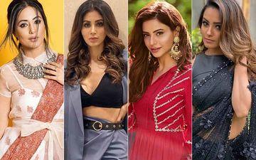 Mouni Roy Exudes Boss Lady Vibes; Anita Hassanandani, Hina Khan, Aamna Sharif Gush Over Their 'Hottie'