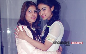 Mouni Roy Visits Amit Tandon's Wife Ruby In Dubai JAIL