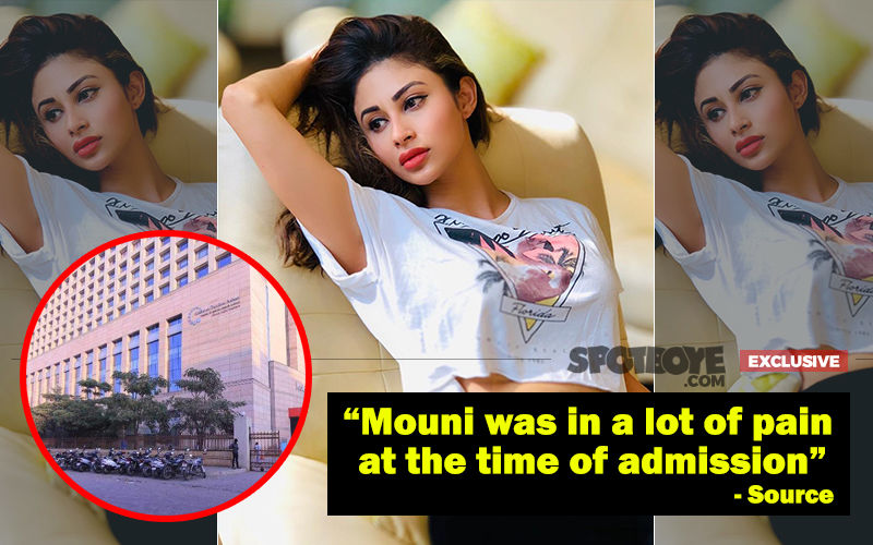 Mouni Roy Got Admitted In Kokilaben Ambani Hospital, Here's Why