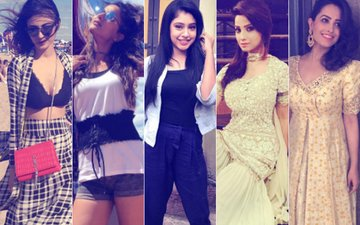 BEST DRESSED & WORST DRESSED Of The Week: Mouni Roy, Hina Khan, Niti Taylor, Adaa Khan Or Anita Hassanandani?