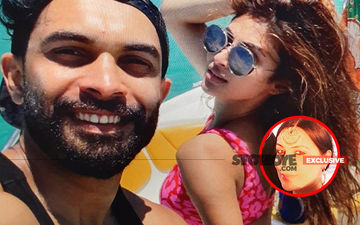 "Mouni Roy In Love With Dubai Banker Suraj Nambiar? ""No,"" She Claims, But Her Friend Roopali Deletes His Picture From Her FB Account!"