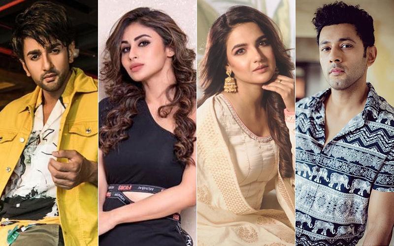 Mouni Roy, Jasmin Bhasin, Nishant Malkani, Sahil Anand Support Hina Khan In The Jitesh Pillaai Chandivali Controversy