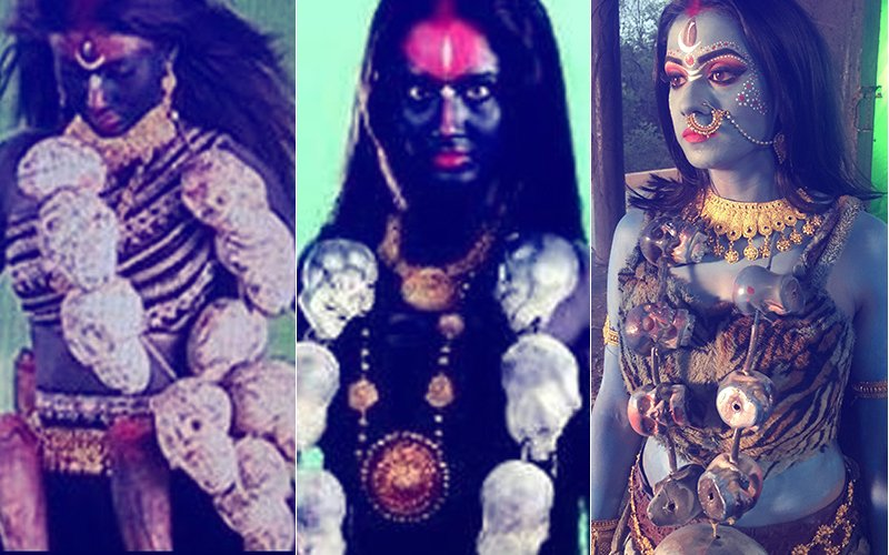 After Mouni Roy & Pooja Banerjee, Guess Which Actress Is Donning Goddess Kaali's Avatar?