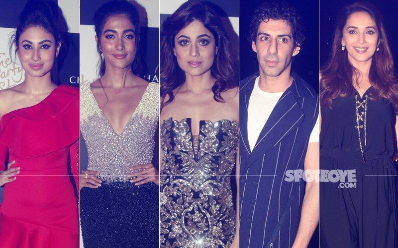 STUNNER OR BUMMER: Mouni Roy, Pooja Hegde, Shamita Shetty, Jim Sarbh Or Madhuri Dixit?
