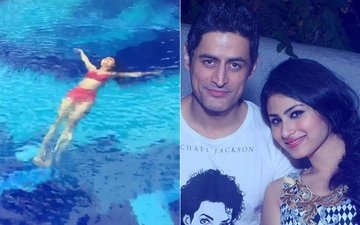 What BREAK-UP? Mohit Raina & Mouni Roy Holiday TOGETHER In Goa!
