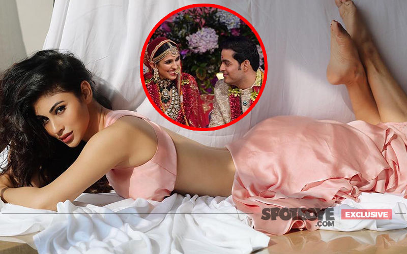 Mouni Roy Was A Tantrum Queen At Akash Ambani-Shloka Mehta's Wedding