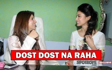 Mouni Roy Threw Out Her Bestie Ruby Tandon From Her Life Like Doodh Mein Se Makhi- EXCLUSIVE