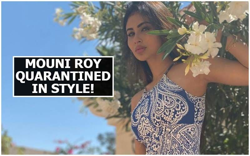 Mouni Roy's Quarantine Looks: Gold Actress Shows Variety And Style- PICS INSIDE