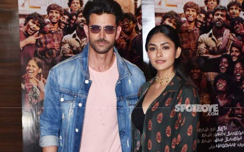 Hrithik Roshan Cleaned His House While Mrunal Thakur Polished Shoes For Pocket Money Before Becoming Actors