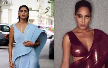 Diet Sabya Calls Out Lisa Haydon And Mrunal Thakur's Designers For Creating Lookalike Saree Dresses