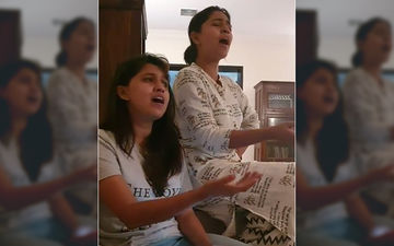 Mrunmayee Deshpande And Sister Gautami Deshpande Mesmerise Fans With This Melodious Duet