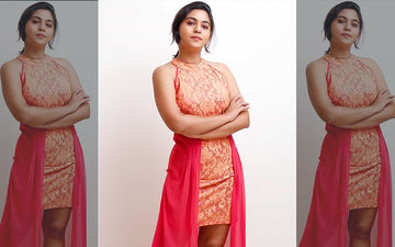 Actor, Dancer And Debutant Director Mrunmayee Deshpande Has A Amazing Makeover For Mann Fakiraa Promotions