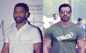 MS Dhoni Steps Into John Abraham's Shoes. Here's How...