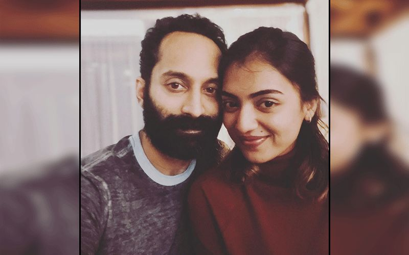 Fahad Fassil Now Recuperating From His Accident, Assures Wife Nazriya Nazim