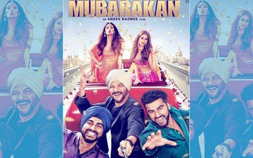 5 Reasons Why We Are Excited About Anil Kapoor & Arjun Kapoor's  Mubarakan