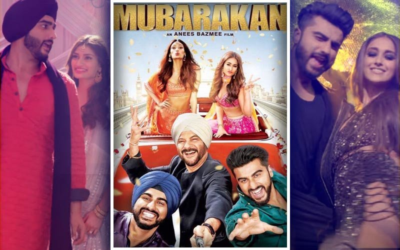 Mubarakan Movie Review: Anil Kapoor-Anees Bazmee's Magical Combo With Arjun Kapoor's Comic Tadka Is A Laugh Riot