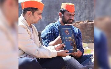 Jung Jauhar: Catch The Moments From Mahurat Of This Historical Drama Film Held On Raigad, The Capital Of Maratha Swarajya