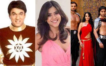 Mukesh Khanna Disses Ekta Kapoor Regarding Shaktimaan Remake: ' I Can't Let Anyone Murder Shaktimaan As Ekta Has Murdered Mahabharata'
