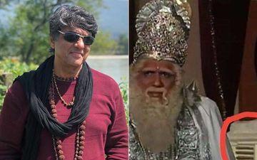 Mahabharat: Mukesh Khanna Reacts To Viral Pic Showing Cooler In The Episode, 'Yeh Picture Aayi Kahan Se Aur Kisne Spot Kiya'