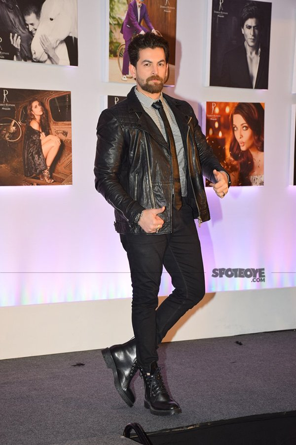 neil nitin mukesh at dabboo ratnanis calender launch