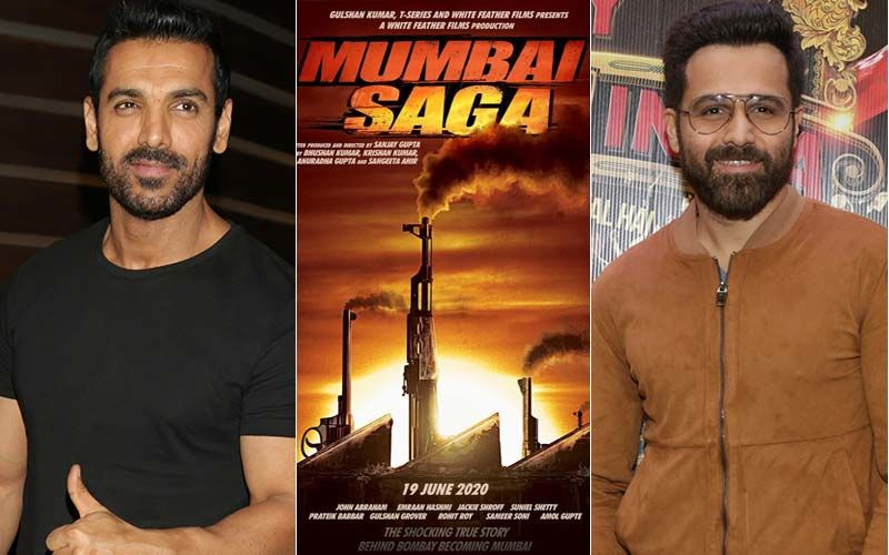 John Abraham And Emraan Hashmi Starrer Mumbai Saga To Stream On Amazon Prime From 27th April