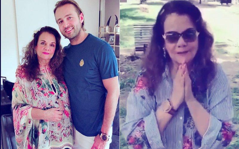 Mumtaz's Daughter Dismisses Actress' Death Rumours, Posts Her Video