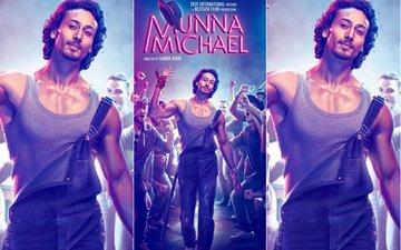 Tiger Shroff Moonwalks Michael Jackson Style In Munna Michael's First Poster