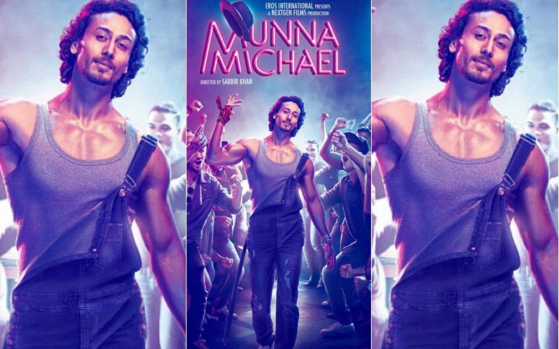 Tiger Shroff Moonwalks Michael Jackson Style In Munna Michael's First Poster