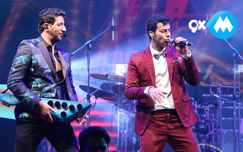 Musical Nite Tribute To The Indian Armed Forces, 9XM On Stage With Salim-Sulaiman