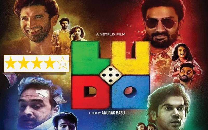 LUDO Review: Abhishek Bachchan, Rajkummar Rao, Pankaj Tripathi, Fatima Sana Shaikh Starrer Is The Most Edifying Film Of The Year
