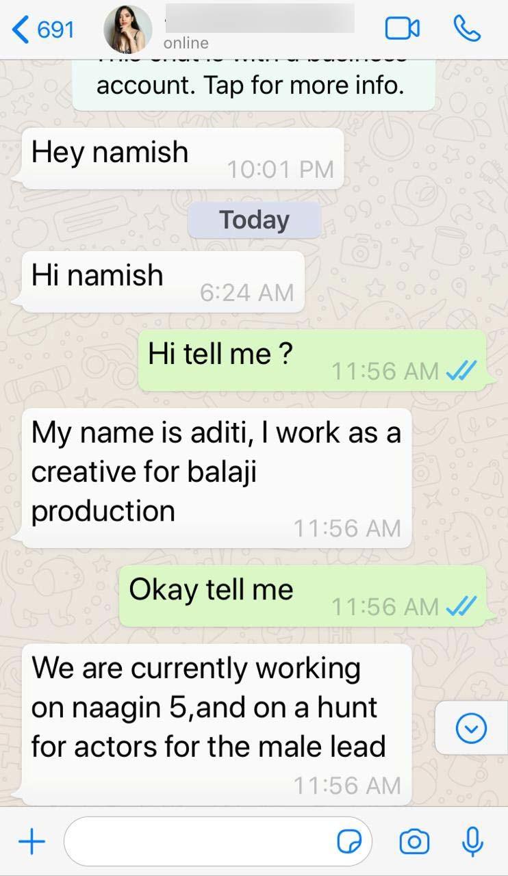 Namish