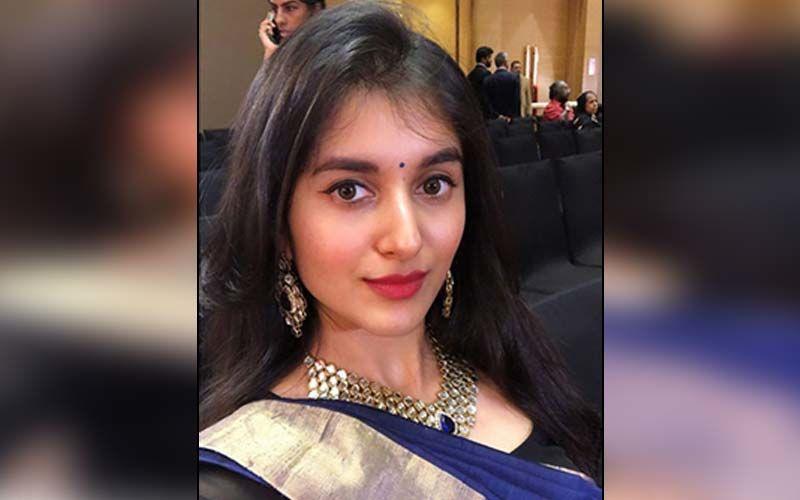 Enai Noki Paayum Thota Star Sanjana Sarathy To Make Her Telugu Debut