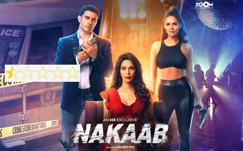 Nakaab Review: Nothing Is Right With This Gooey Mess, Starring Mallika Sherawat And Gautam Rode