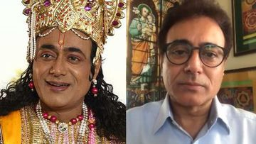 WHAT? Mahabharat's Nitish Bharadwaj Wasn't Keen On Playing Krishna's Role; Was Selected Among 55 People