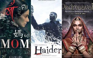 MOM, Haider, Padmaavat: 5 Best National Award Winning Films You Can JUST BINGE Over This Weekend