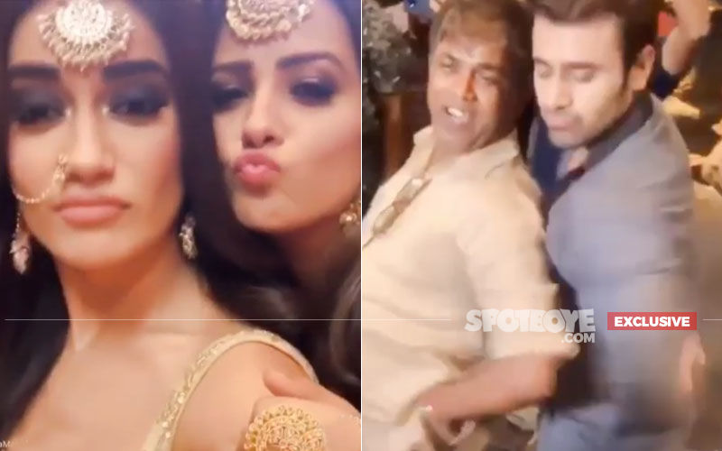 Naagin 3 Last Day Shoot, Inside Videos: Surbhi Jyoti, Anita Hassanandani, Pearl V Puri Have A Blast On Sets